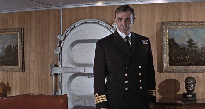 Ο απόλυτος Commander Sean Connery