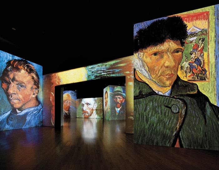 Van Gogh Alive – the experience, μια αλλιώτικη έκθεση στην Αθήνα - εικόνα 3