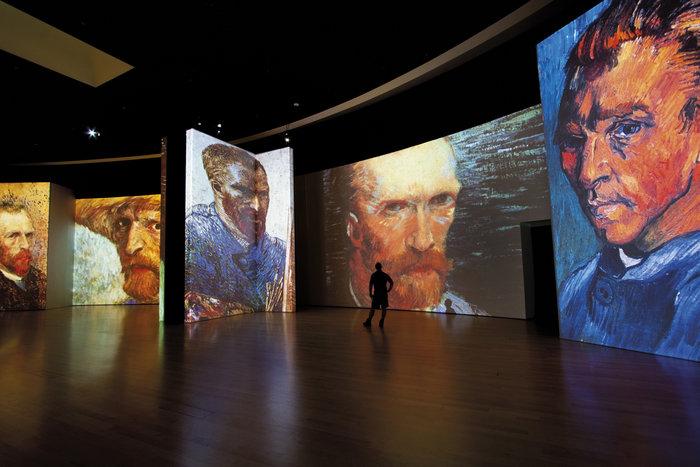Van Gogh Alive – the experience, μια αλλιώτικη έκθεση στην Αθήνα - εικόνα 4