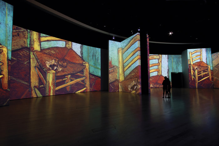 Van Gogh Alive – the experience, μια αλλιώτικη έκθεση στην Αθήνα - εικόνα 5