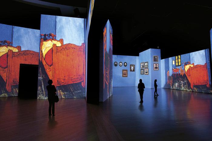 Van Gogh Alive – the experience, μια αλλιώτικη έκθεση στην Αθήνα - εικόνα 6