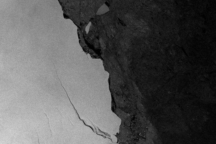 Ανταρκτική: Αποκολλήθηκε τεράστιο παγόβουνο με μέγεθος όσο η Κύπρος-Εικόνες - εικόνα 2