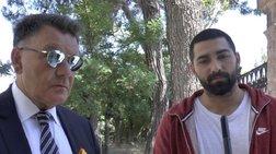 Ελεύθερος μετά την απολογία του ο ποδοσφαιριστής με την κόκα