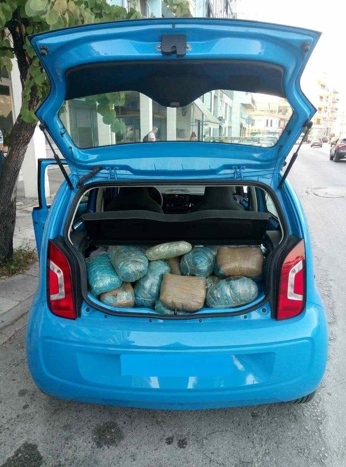 Συνελήφθη 30χρονος Ελληνας στη Σαγιάδα Θεσπρωτίας, για μεταφορά ναρκωτικών - εικόνα 2