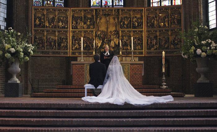 Γάμος στο Ανόβερο, ο Ερνέστος Αύγουστος παντρεύτηκε την Εκατερίνα