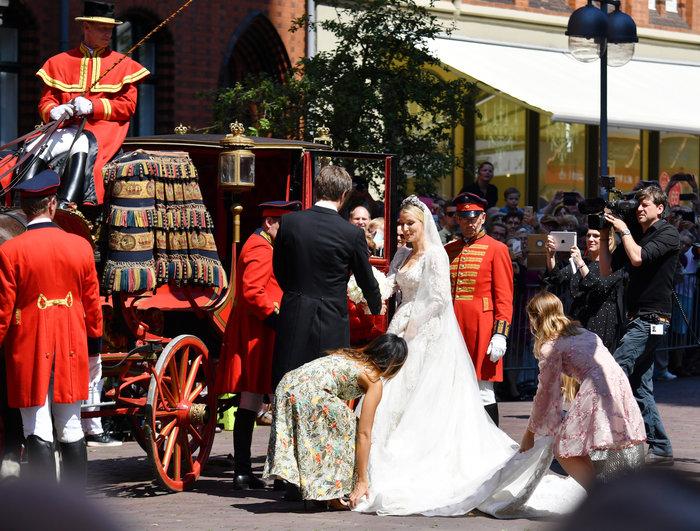 Γάμος στο Ανόβερο, ο Ερνέστος Αύγουστος παντρεύτηκε την Εκατερίνα - εικόνα 3