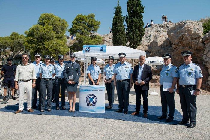 Καμπάνια από την ΕΛΑΣ για την ασφαλή διαμονή των επισκεπτών - εικόνα 2