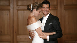 Πού πήγαν «γαμήλιο ταξίδι» οι νιόπαντροι Ρουβάς - Ζυγούλη [Εικόνες]