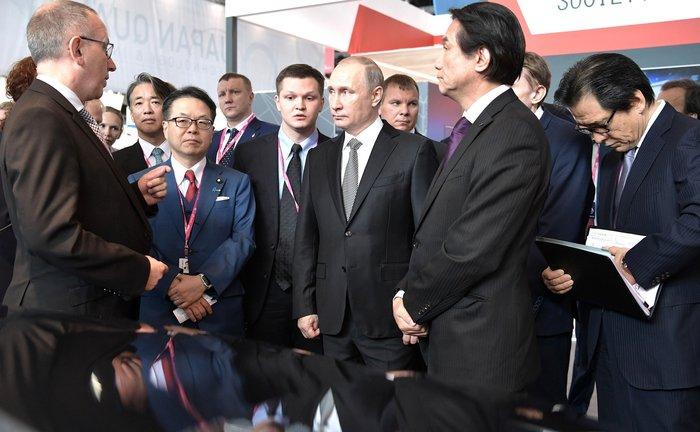 Κάτι ετοιμάζει η Nissan στην Αγία Πετρούπολη