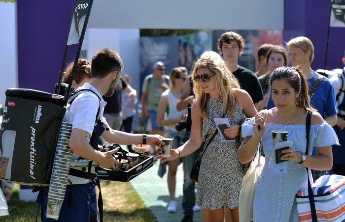 Σερβίς-Ασσος από τη Lavazza με τριετή χορηγία στο Wimbledon - εικόνα 3