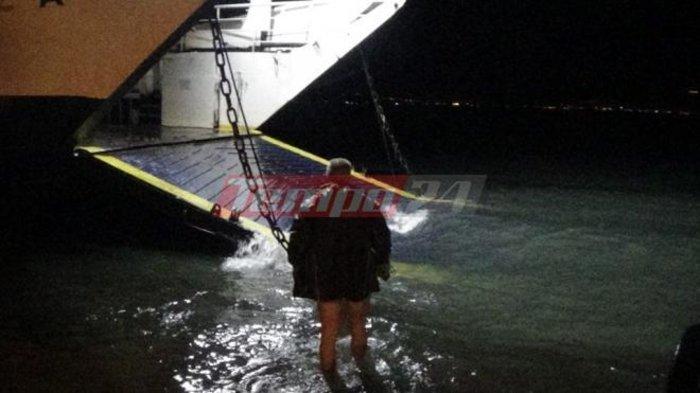Κόπηκαν οι κάβοι των πλοίων στο Ρίο από τα μποφόρ - εικόνα 3