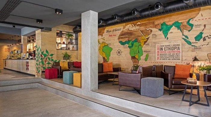 Το νέο κατάστημα Coffeehouse