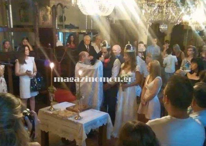 Ελληνας ηθοποιός παντρεύτηκε με βασιλικές κορώνες αντί για στέφανα [φωτο] - εικόνα 4