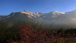 Διασώστες προσέγγισαν 30χρονο ορειβάτη εγκλωβισμένο στα 2.800 μ.στον Ολυμπο