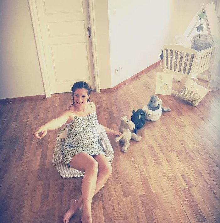 Μακαλιάς - Ψυχράμη: Δείτε το όμορφο και λιτό παιδικό δωμάτιο του γιου τους
