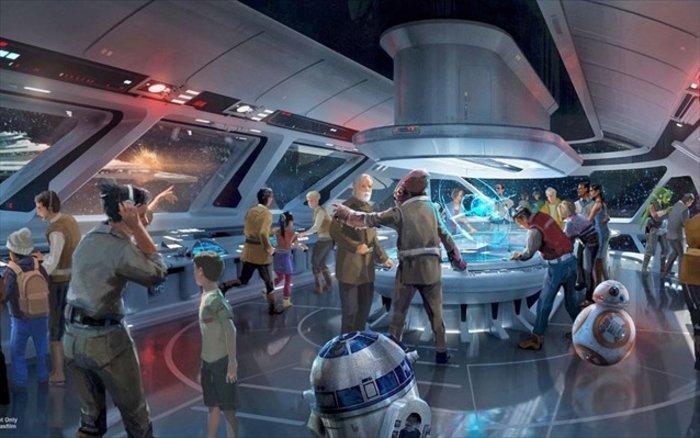 Ξενοδοχείο Star Wars φέρνει η Walt Disney (ΦΩΤΟ) - εικόνα 2