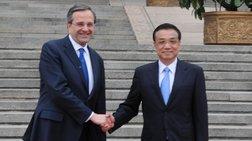 Στην Κίνα ο Σαμαράς,προσκεκλημένος του κινέζου πρωθυπουργού