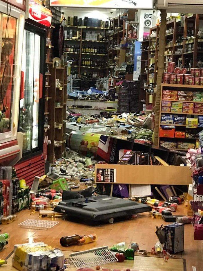 Φονικός σεισμός 6,4 R στην Κω- 2 νεκροί, 13 σοβαρά τραυματίες - εικόνα 12