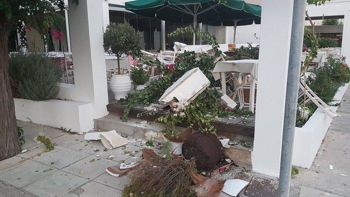 Φονικός σεισμός 6,4 R στην Κω- 2 νεκροί, 13 σοβαρά τραυματίες - εικόνα 8