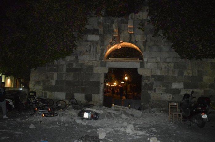 Φονικός σεισμός 6,4 R στην Κω- 2 νεκροί, 13 σοβαρά τραυματίες - εικόνα 15