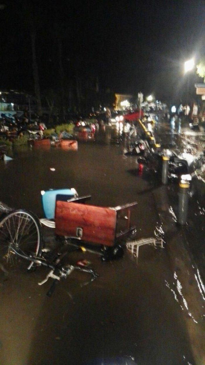 Μίνι τσουνάμι στην Κω από τον σεισμό – Συγκλονιστικές εικόνες - εικόνα 7