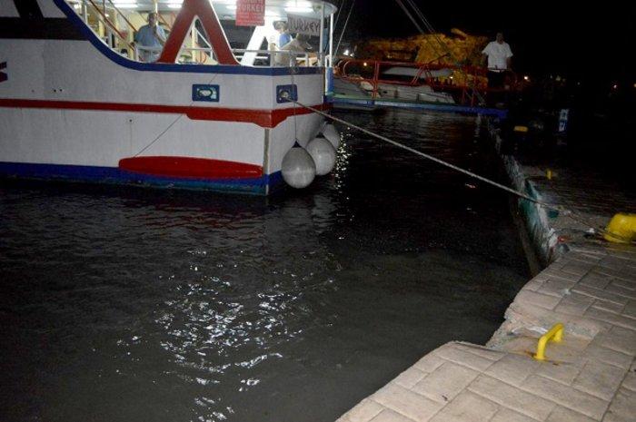 Εκτός λειτουργίας το λιμάνι της Κω - Αποκαλυπτικές εικόνες - εικόνα 5