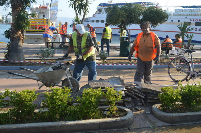 Εκτός λειτουργίας το λιμάνι της Κω - Αποκαλυπτικές εικόνες - εικόνα 2