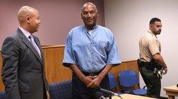 Αποφυλακίζεται ο Ο. Τζ. Σίμπσον μετά εννέα χρόνια κράτησης (ΦΩΤΟ)