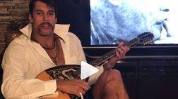 Ο Πρίντεζης...τερματίζει το «μουστάκι challenge video