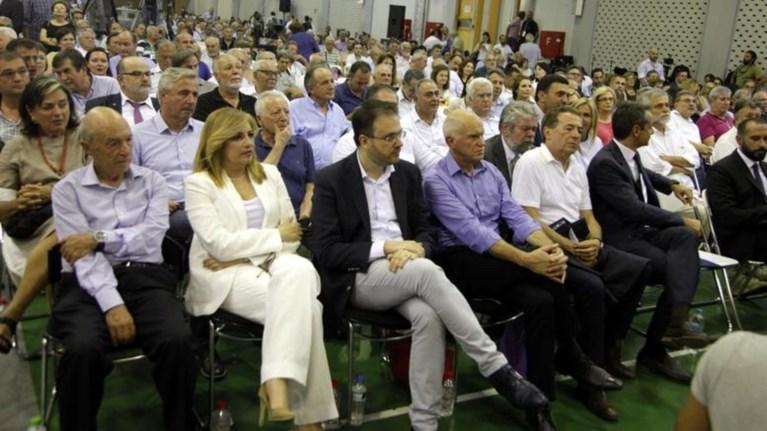 Δέκα επίδοξοι μνηστήρες για την ηγεσία της Κεντροαριστεράς
