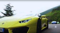 Lamborghini Huracan: Πάνε στην Τρανσυλβανία και το αποτέλεσμα είναι μαγικό