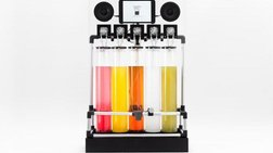 Το μηχάνημα που μετατρέπει το αγαπημένο σας τραγούδι σε... ποτό!