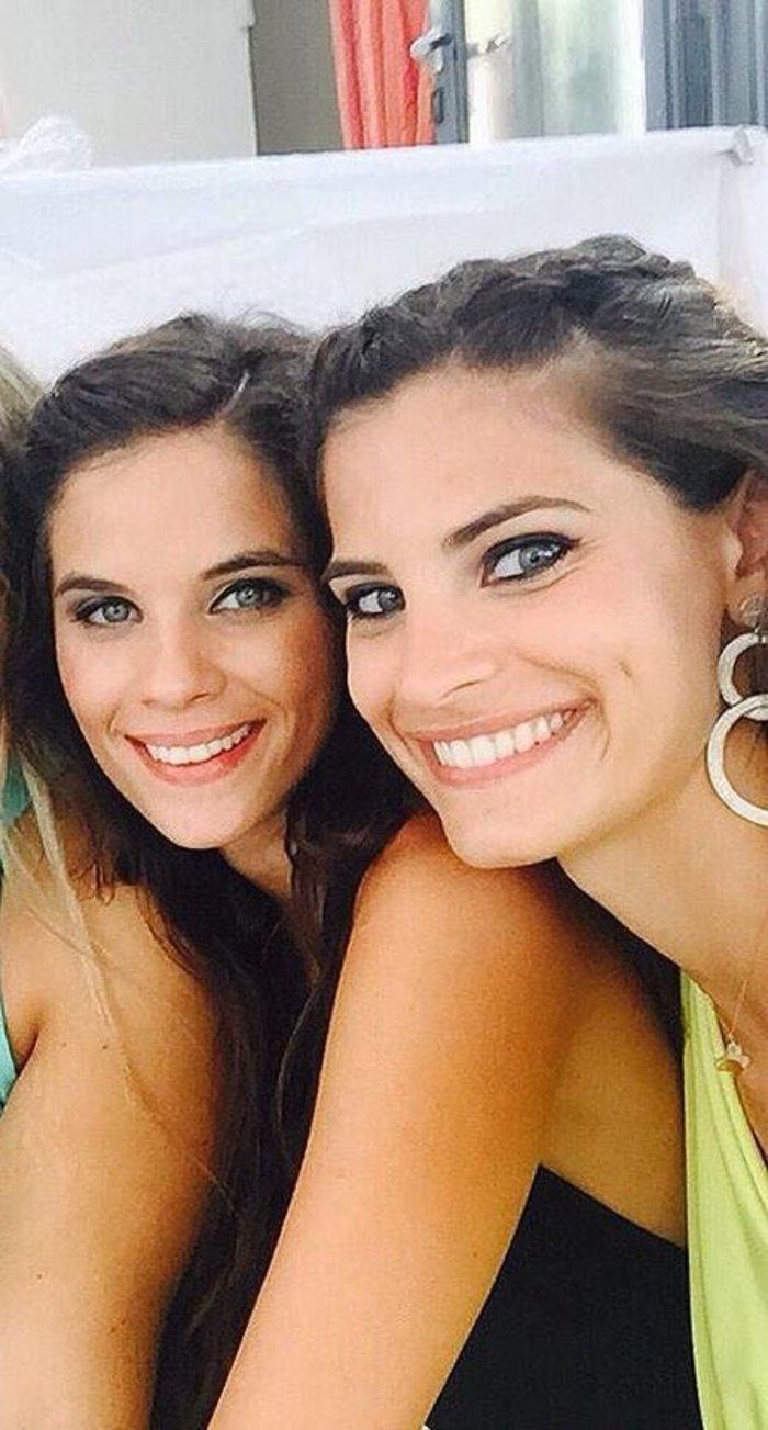 Οι αδελφές Μπόμπα ποζάρουν μαζί και όλοι μιλούν για την ομοιότητά τους - εικόνα 10