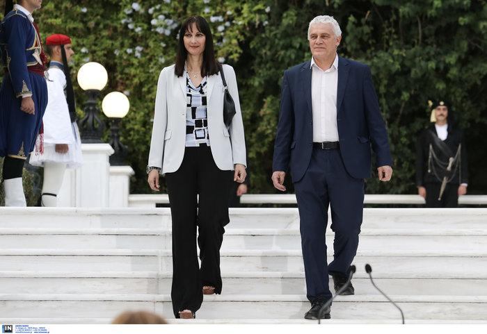 Ποια πολιτικός κέρδισε τη μάχη του στιλ στο Προεδρικό Μέγαρο - εικόνα 9