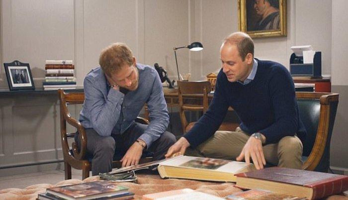 Oταν οι πληγωμένοι Χάρι και Γουίλιαμ έκαναν τη Βρετανία να κλάψει [Βίντεο] - εικόνα 4