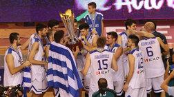 Eνα μεγάλο 'Μπράβο' από τον Ομιλο ΕΛΠΕ στην Εθνική Νέων Ανδρών μπάσκετ