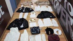 Συνέλαβαν βραζιλιάνα που είχε ...ράψει σε ρούχα 3 κιλά κοκαΐνη