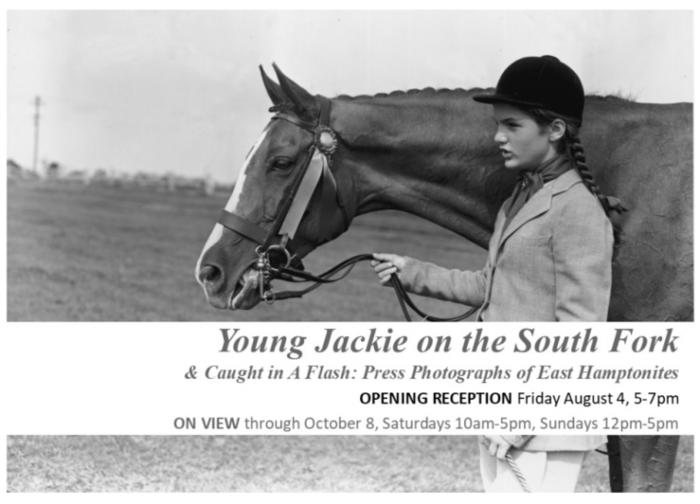 Έκθεση με σπάνιες φωτογραφίες από τα παιδικά χρόνια της Τζάκι Κένεντι - εικόνα 2