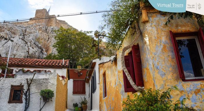 Ένα πρόγραμμα εικονικών ξεναγήσεων από την Ελλάδα σε όλο τον κόσμο