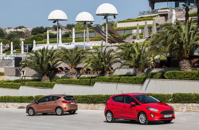 Ford Fiesta με 8 χρόνια εγγύηση και επιτόκιο χρηματοδότησης από 1.99%