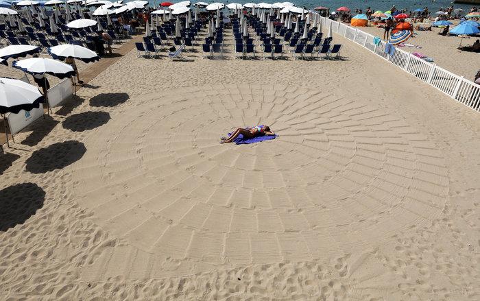Οι Κάννες λάμπουν το καλοκαίρι μέσα από το φακό του Reuters - εικόνα 2