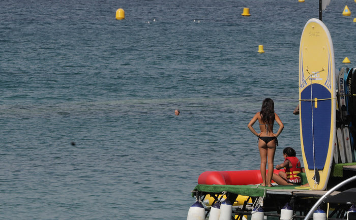 Οι Κάννες λάμπουν το καλοκαίρι μέσα από το φακό του Reuters - εικόνα 3