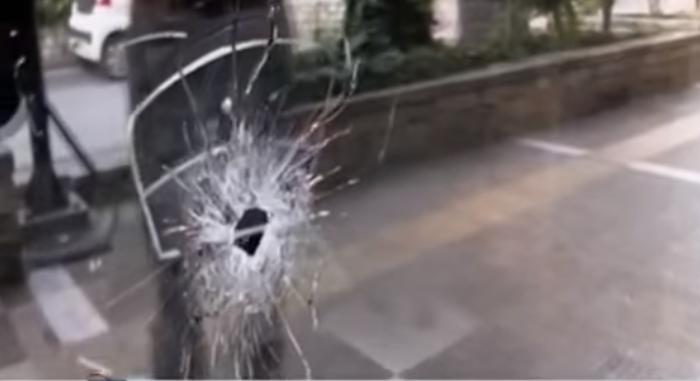 Φαρ Ουέστ στον Κορυδαλλό: «Αδέσποτη» σφαίρα σε 29χρονη