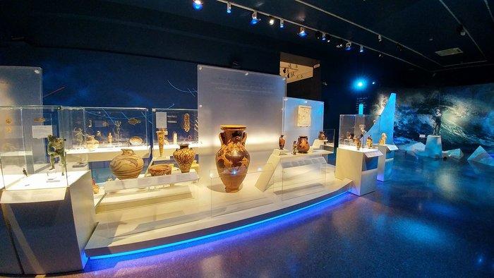 Πανσέληνος Αυγούστου στο Αρχαιολογικό Μουσείο με την Ηρώ Σαΐα - εικόνα 2