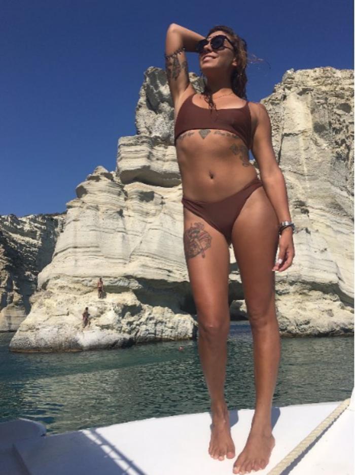 Ευριδίκη Βαλαβάνη: Πήρε τα ...νησιά η σέξι αθλητικογράφος του Survivor - εικόνα 3