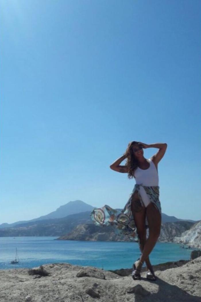 Ευριδίκη Βαλαβάνη: Πήρε τα ...νησιά η σέξι αθλητικογράφος του Survivor - εικόνα 5