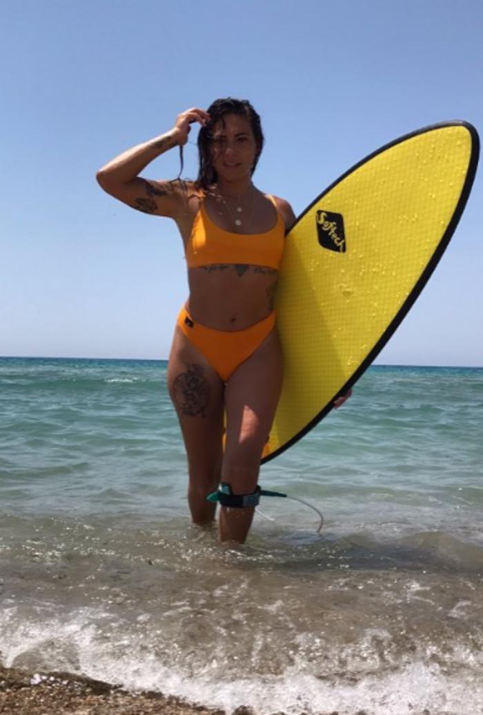 Ευριδίκη Βαλαβάνη: Πήρε τα ...νησιά η σέξι αθλητικογράφος του Survivor - εικόνα 6