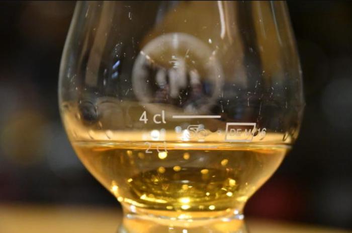 Πόσα πλήρωσε κινέζος τουρίστας για ένα ποτήρι ουίσκι του 1878;