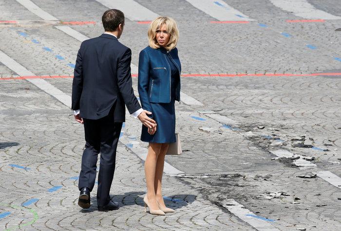 Είναι η Μπριζίτ Μακρόν η γαλλίδα Τζέιν Φόντα; - εικόνα 3
