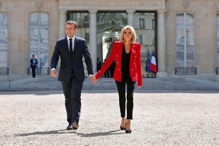 Είναι η Μπριζίτ Μακρόν η γαλλίδα Τζέιν Φόντα; - εικόνα 4
